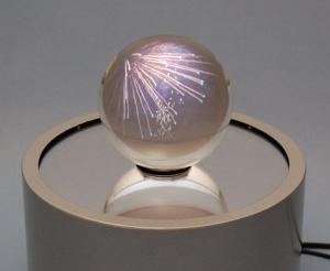 Holoart Crystal Display Ball la sfera multimediale
