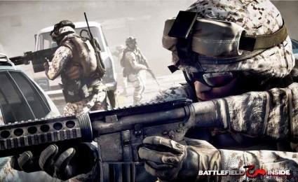 Battlefield 3 multiplayer da 256 giocatori!
