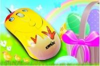 Chick il Mouse per le feste Pasquali