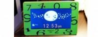 zazzo photo clock
