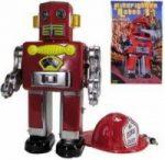 Robot per vigili del fuoco e persone non vedenti