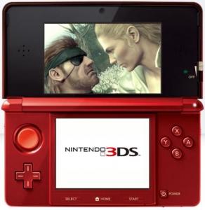 Nintendo 3DS inferiore alla NDS