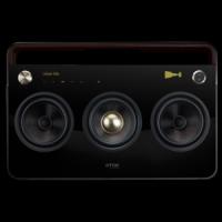 Boombox Audio System TDK casse stile retrò
