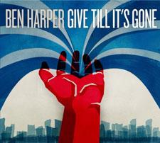 Give till it's gone il nuovo album di Ben Harper