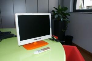 TV LCD Diunamai: alta definizione in casa