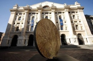 Piazza Affari: FTSE MIB +1.26%, Euro ancora su, Forex