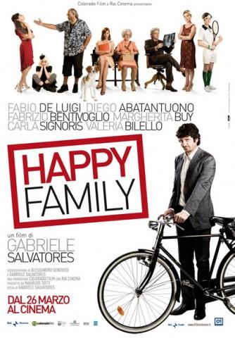 Happy Family: in programmazione su Sky Cinema il film di Gabriele Salvatores