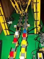Robot per realizzare costruzioni in Lego
