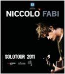 Niccolò Fabi Tour 2011