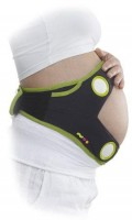 Ritmo la cintura prenatale con musica