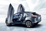 Buick Envision Concep Ibrida