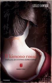 Il Kimono rosso - di Lesley Downer