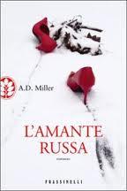 L'amante russa - di A.D. Miller