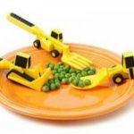 Arredare la tavola con forchette uniche