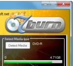 Masterizzare blu-ray con 7Burn per Windows 7