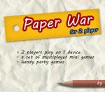Guerra di carta gioco per Android a due giocatori