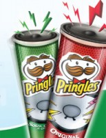 Pringles ti regala le casse speaker