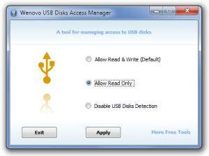 Proteggere Pc da virus su Penne USB – Wenovo