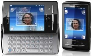Sony Ericsson Xperia Mini Pro in Inghilterra a Giugno