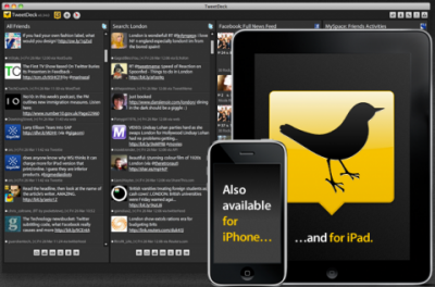 Twitter acquista Tweetdeck per 40 milioni di dollari