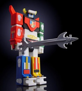 Voltron ritorna con una USB Flash