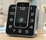 iLive Clock Radio Dock trasforma l'iPhone in sveglia