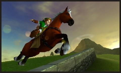 Zelda: Ocarina of Time 3D recensioni