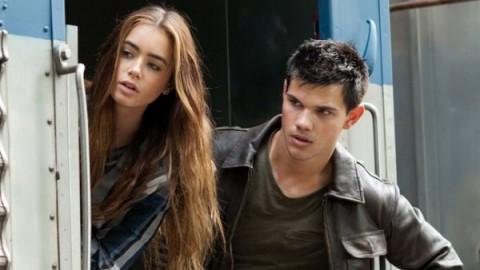 Abduction: nuove foto dal set per Taylor Lautner e Lily Collins
