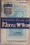 Dottor Jekyll e Mr. Hyde – capitolo 1