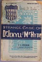 Dottor Jekyll e Mr. Hyde - capitolo 1