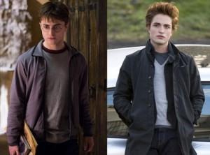 Daniel Radcliffe Robert Pattinson: due divi a confronto