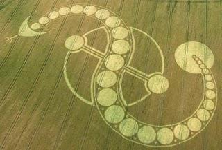 cerchi nel grano Wiltshire