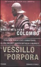 Il vessillo di porpora - di Massimiliano Colombo