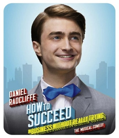 Daniel Radcliffe: dal set di Harry Potter al Musical per Broadway