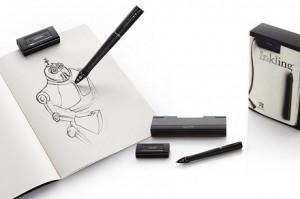 Inkling di Wecom trasferisce i tuoi disegni sul pc