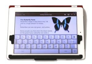 TouchFire la tastiera in silicone per iPad