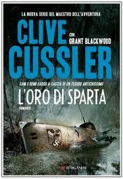 L'oro di Sparta – di Clive Cussler