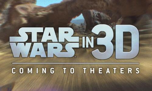 Star Wars: Episodio I arriva in 3d