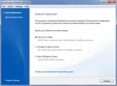Velocizzare connessione adsl – Internet Optimizer