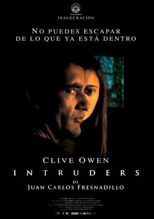 Intruders cast trama e trailer