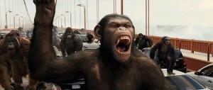 Novità Dvd Blu-Ray Gennaio 2012: L'Alba Del Pianeta Delle Scimmie