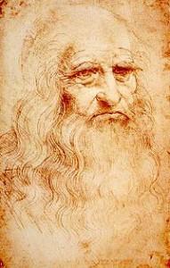 Leonardo da Vinci in un film della Universal