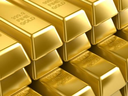 Crollano le quotazioni dell'oro a dicembre