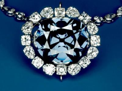 Gli influssi negativi del diamante Blue Hope
