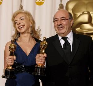 Italian Film Fashion and Art Fest 2012: premiati Dante Ferretti e Lo Schiavo