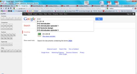 EasyMath: Inserire simboli matematici sul web [Firefox]