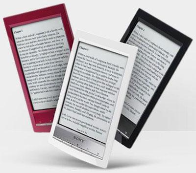 Festa degli innamorati all'insegna della lettura: Reader PRS-T1 Wi-Fi SONY