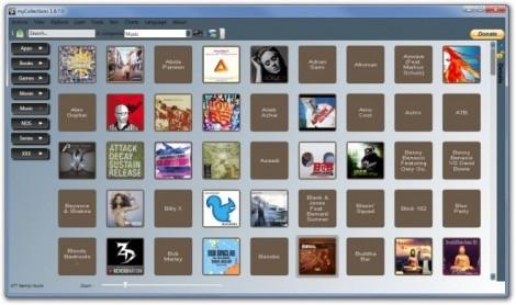 Gestire file Multimediali dal Web – MyCollection