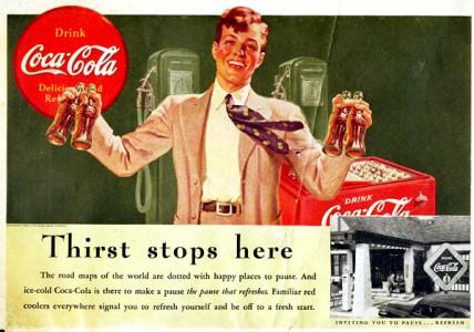 Coca-Cola: utili e ricavi quarto trimestre