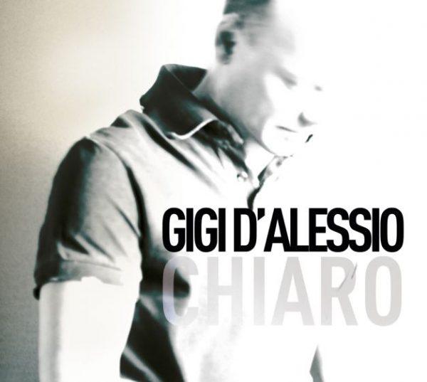Chiaro il nuovo album di Gigi D'Alessio